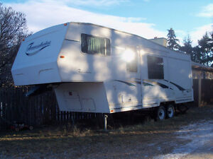 Travelaire 5th Wheel