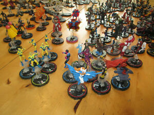 Large Collection of HeroClix miniatures Kitchener / Waterloo Kitchener Area image 2