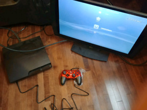 Ps3, games, ps eye and more