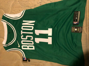 Kyrie Irving Boston jersey