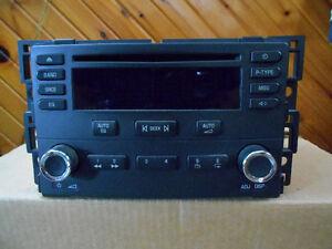 2006 GM Delco AM/FM/CD Player
