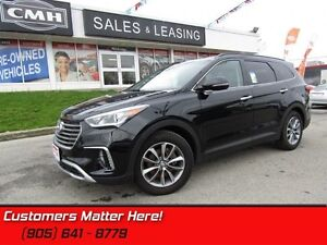 2017 Hyundai Santa Fe XL Luxury  AWD, NAVIGATION, LEATHER, PANOR