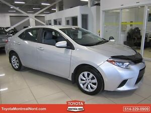 Toyota Corolla LE CVT Gr.Electric 2014