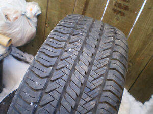 4  GENERAL EVERTREK P215/60R16 all season tires