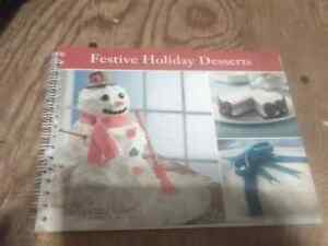 Pampered Chef Holiday Recipe Book