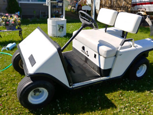 Ezgo Golf Cart ( on hold till friday )