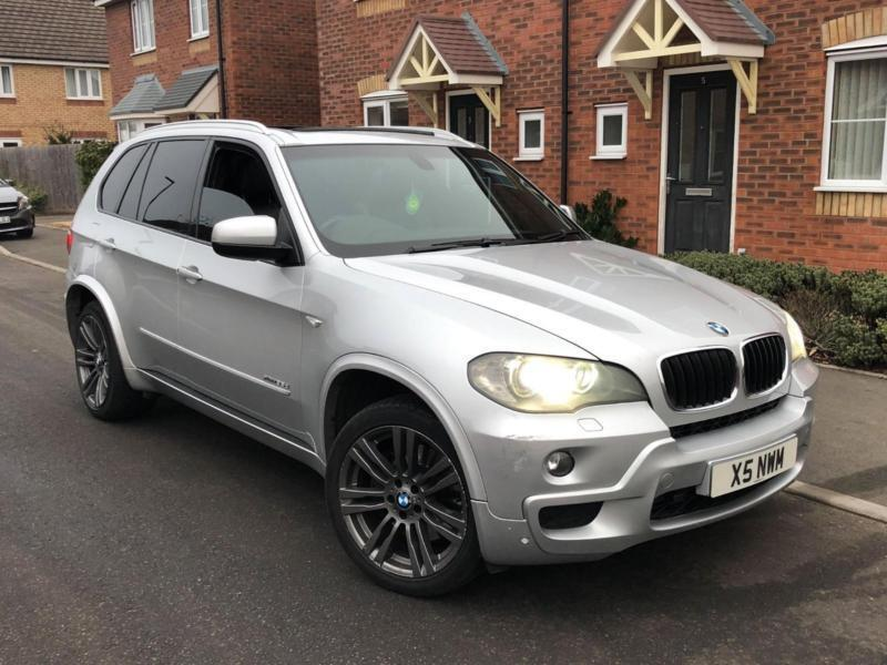 2008 BMW X5 35D 3 0 DIESEL X-DRIVE M SPORT AUTOMATIC ESTATE FULL SERVICE  HISTORY | in Coventry, West Midlands | Gumtree