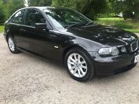 BMW 316 Compact 2005 89K