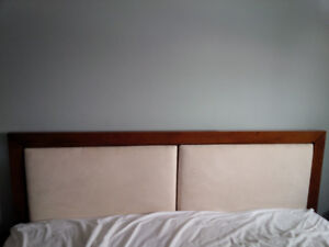 King Size Solid Wood Bed