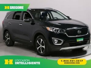 2016 Kia Sorento 2.0L TURBO EX CUIR MAGS BLUETOOTH CAMERA RECUL