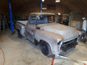 1955 Chevrolet 3100 step side short box