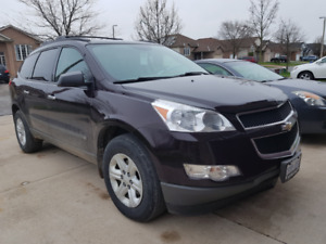 2010 CHEVY TRAVERSE LS ... AS IS