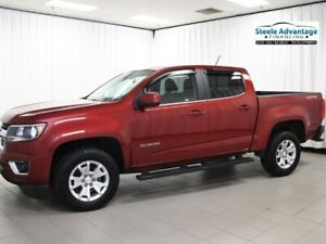 2016 Chevrolet Colorado 4WD LT - ONE OWNER TRADE IN!!