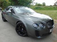 2010 Bentley Continental GT 6.0 W12 Supersports 2dr Auto Comfort Seats! Rear ...