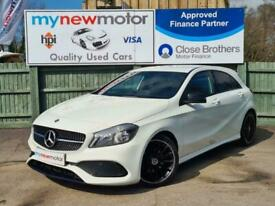 image for 2017 Mercedes-Benz A Class 1.5 A180d AMG Line 7G-DCT (s/s) 5dr Hatchback Diesel
