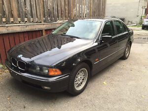 1999 BMW 528i - e-tested, well maintained.