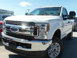 2018 Ford Super Duty F-350 SRW XLT 6.2L V8 613A