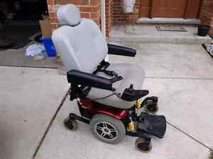 Jazzy 614 HD Electric Wheelchair