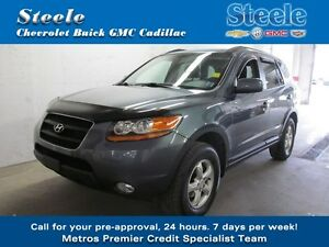 2009 Hyundai SANTA FE GLS AWD Leather & Sunroof !!!