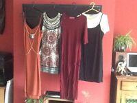 Huge woman's designer clothes bundle 8-10