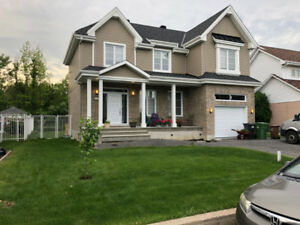 BEAUTIFUL TWO STOREY HOUSE FOR RENT WEST ISLAND!