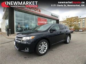 2014 Toyota Venza AWD  LOCAL ONE OWNER, BACKUP CAMERA, AWD CERTI