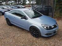 Vauxhall Astra 1.8 Automatic Twin Top Design, Full Service History