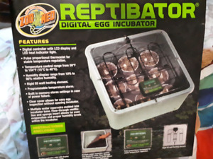 Incubator new never used