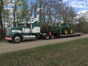 Equipment / Grain Hauling and Water Hauling