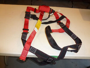 New Fall Arrest Harness