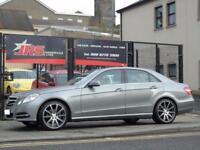 2012 Mercedes-Benz E Class 2.1 E220 CDI BlueEFFICIENCY SE (Executive)