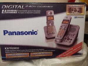 New Panasonic 2-Set Phones