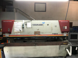 2006 Accurpress Advantage 710012 Press Brake (#2055)