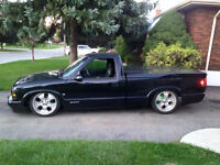 1997 Chevrolet S-10 with Air Suspension