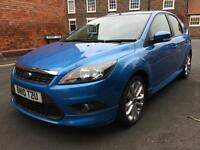 2010 FORD FOCUS Zetec S Mega spec Full Sports Pack Full Privacy Pack. AUX A/C