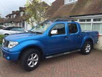 Nissan Navara Aventura pick up truck TOP SPEC MUST SEE!!