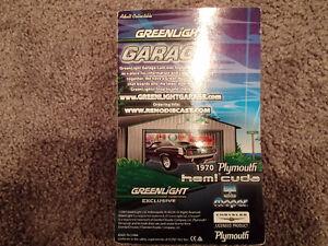 Greenlight Garage 1970 Plymouth HEMI Cuda Limited Edition Sarnia Sarnia Area image 7