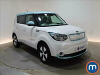 2018 Kia Soul 81kW EV 27kWh 5dr Auto Hatchback Electric Automatic