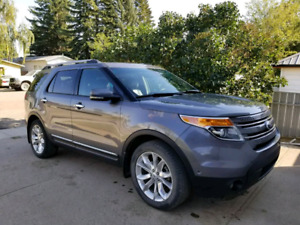Limited Ford Explorer