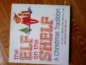 the Elf on the Shelf Book