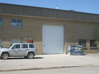 Commercial manufacturing space for rent