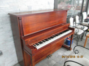 Kohler & Campbell Grandmother's Upright Piano For Sale !