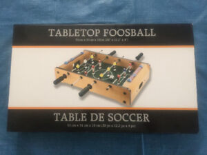BNIP High-quality Tabletop Foosball Soccer Game