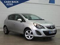 2013 VAUXHALL CORSA 1.4 SXi [AC] 1 Owner Cruise Low Miles