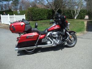FLHTK Harley davidson Electra Glide Ultra Limited 2013