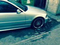 Bmw E46 325Ci for Sale ( Fully Loaded) ( URGENT SALE REQUIRED)
