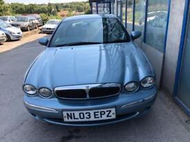 Jaguar X-TYPE 2.1 Classic 4 door - 2003 03-REG - FULL 12 MONTHS MOT