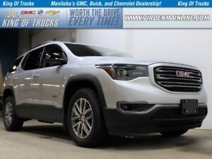 2017 GMC Acadia SLE2 | AWD | All-Terrain | 5 Passenger | Intelli
