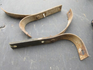 1953 Ford/Meteor front bumper brackets