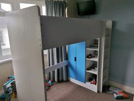 IKEA stuva loft bed. Great condition